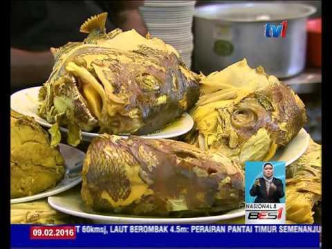 NASI KANDAR LINE CLEAR KINI DI KG BARU [9 FEB 2016]