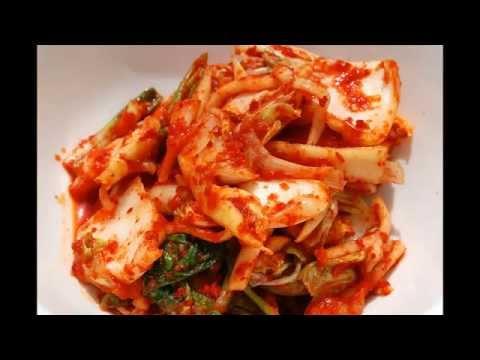 Koreanisches Kimchi se...