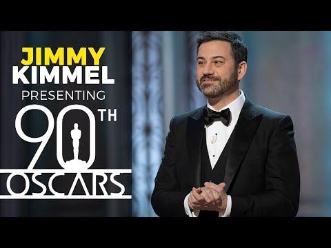 JIMMY KIMMEL presenting the 90th Academy Awards | The Oscars 2018