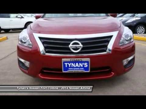 2014 Nissan Altima Fort Collins CO 240354