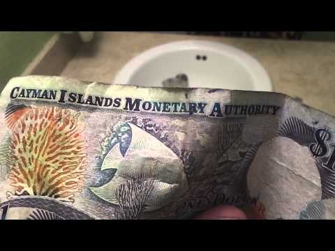 Cayman Islands One Dollar Note Review