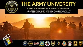 TRADOC Now: ArmyU, taking education to the next level
