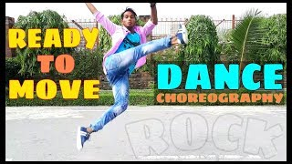 Ready To Move Dance Choreography, Featuring Tiger Shroff, The Prowl Anthem, Armaan & Amaal Malik,