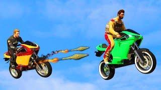 I ACCIDENTALLY HIT JELLY! (GTA 5 Funny Moments)