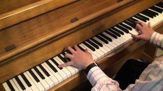 Park Bom - You And I Piano by Ray Mak