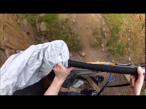 Assembling Black Diamond Double Cliff Cabana Portaledge with Deluxe Fly