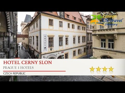 Hotel Cerny Slon - Prague 1 Hotels, Czech Republic