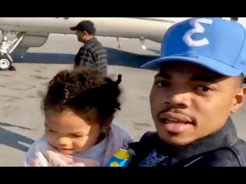 Chance The Rapper Nails The Bow Wow Challenge Bowwowchallenge