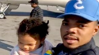 Chance The Rapper NAILS the Bow Wow Challenge! #BowWowChallenge