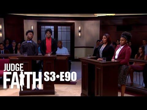 Judge Faith  Snapcrash Season 3: Episode 90