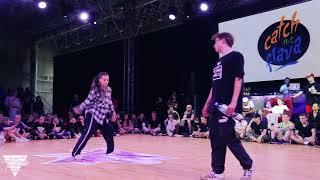 Finał Hip-Hop 16+ - Fuli vs Piotr Pi || Tancbuda Challenge 201