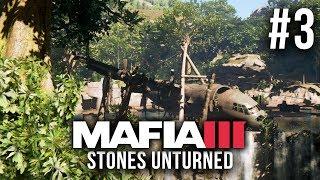 MAFIA 3 Stones Unturned DLC Gameplay Walkthrough Part 3 - PLANE CRASH
