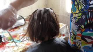Мелирование Волос. Какой Краской...