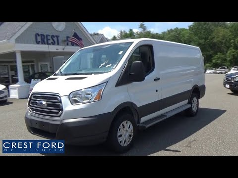 2016 Ford Transit-250 Niantic, New London, Old Saybrook, Norwich, Middletown, CT F3856A