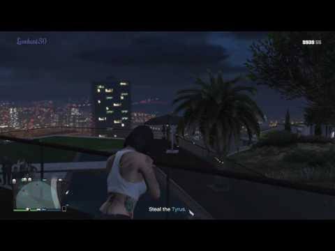 GTA V - Import/Export Milton Road Stealth Mission