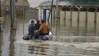 Затопленные дома, утонувшие авто: под воду ушла почти половина села в СКО