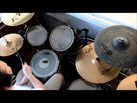 Birds of Tokyo - Wild at Heart Drum Cover