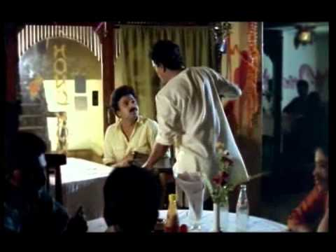 Nagarathil Samsara Vishayam4 malayalam movie  comedy  Jagadeesh, Siddique, Innocent 1991