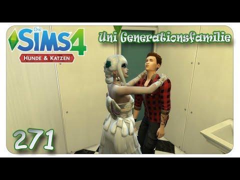 Königin der Unterwelt! #271 Die Sims 4: Uni Generationsfamilie - Let's Play
