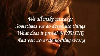 Keri Hilson - Promise In The Dark [lyrics]