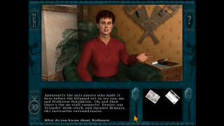 [PC] Nancy Drew: Treasure in the Royal Tower (2000) - Full Playthrough (Senior Detective)