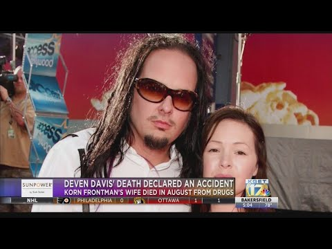Deven Davis' death declared an accident