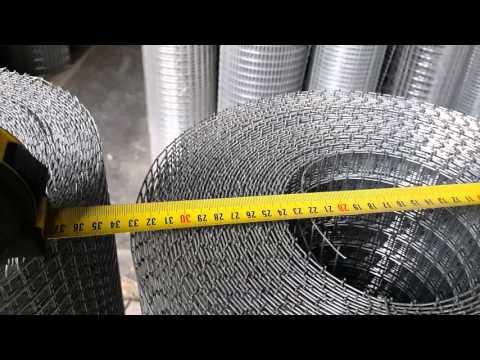Видео Сетка сварная 3 мм ставрополь