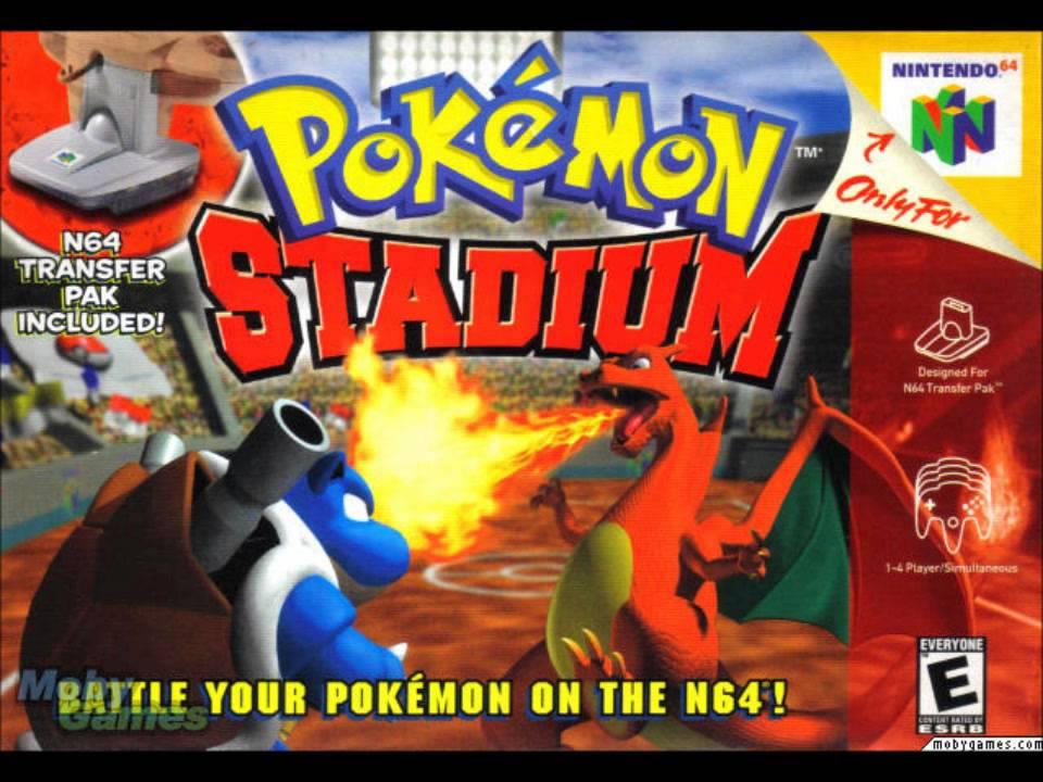 Full Pokémon Stadium Soundtrack