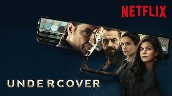 Undercover   Official Trailer [HD]   Netflix