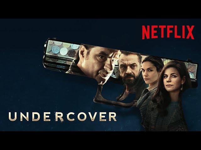 Undercover | Official Trailer | Netflix