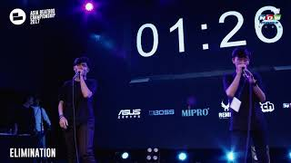THE BEST MOMENTS INDONESIAN BEATBOX POWER || ASIA BEATBOX 2017 || PART 1 MP3