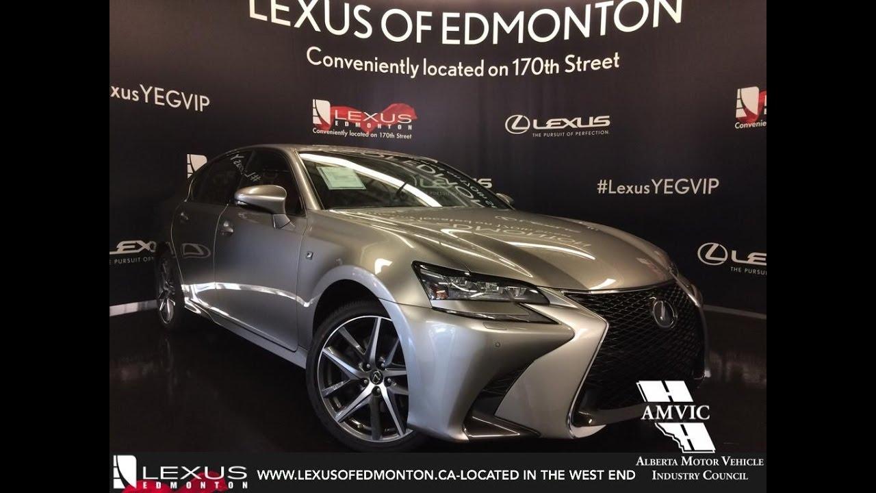 2017 Lexus Gs 350 Awd Review