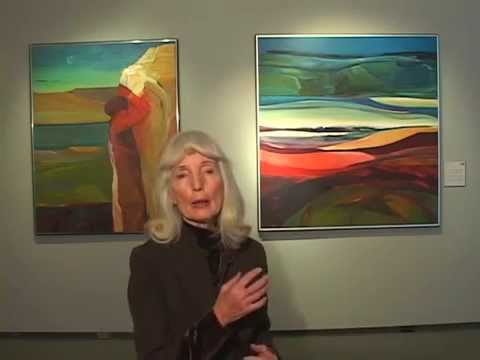 Passionate Vision - Paintings of the Colorado Plateau by Joella Jean Mahoney