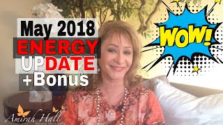 May 2018 Energy Report PLUS Quantum Energy Activation