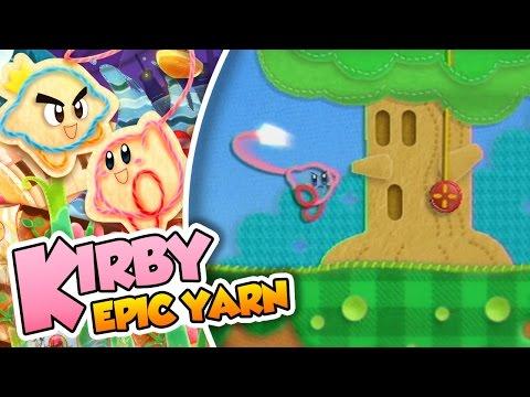 ¡De vuelta en Dreamland! | 17 | Kirby's Epic Yarn con Naishys