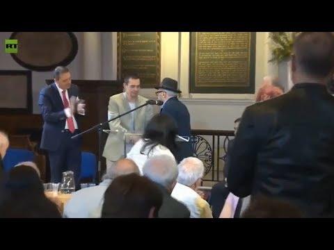 Final Words In 'Imperialism On Trial - Free Julian Assange' - 12th June 2019
