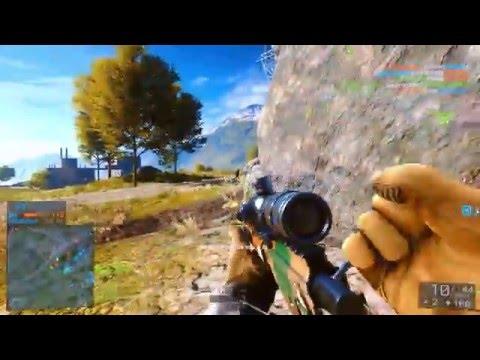 Code Name: Aggressive Recon 3 | A Battlefield 4 Montage