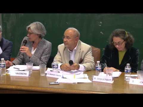 Conférence intégrale - Comment concilier principe de précaution et compétitivité ?