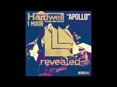Hardwell ft. Amba Shepherd - Apollo (1 Hour Mix)