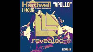 Hardwell ft. Amba Shepherd - Apollo (1 Hour Mix)