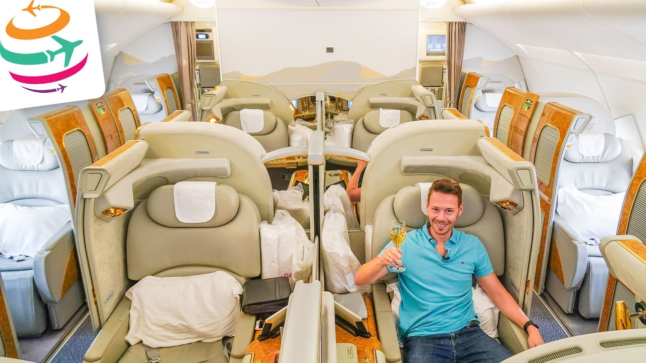 how to fly first class cheap emirates