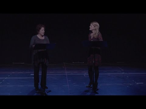 "Victoria Clark & Judy Kaye perform ""Let Go"" from Broadway-Bound SOUSATZKA"