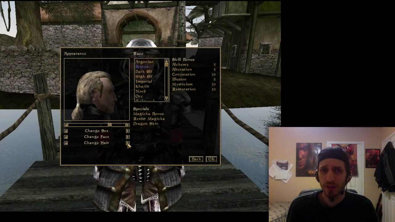 HD - Lets play Morrowind [001]
