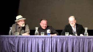 COMICFESTIVAL MÜNCHEN 2013 - Robert Crumb und Gilbert Shelton im Gespräch mit Gerhard Seyfried