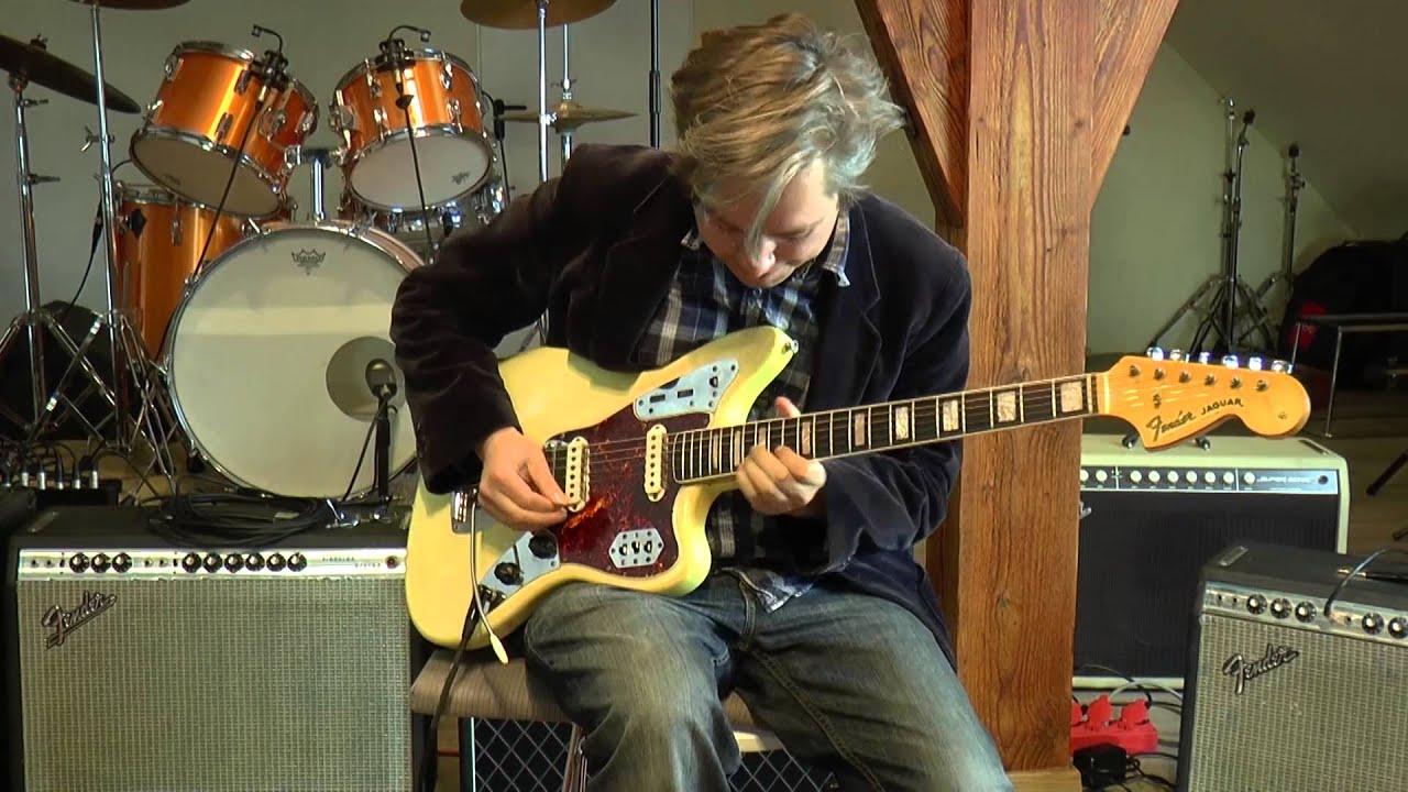 vintage guitar oldenburg presents a fender jaguar 1967