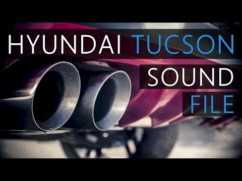 hyundai tucson 1 6t 0 100km h engine sound funnycat tv. Black Bedroom Furniture Sets. Home Design Ideas