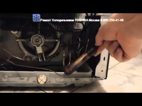 Ремонт Холодильника TOSHIBA GRX56FR