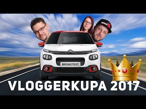 Vloggerkupa 2017 | (B)Road movie