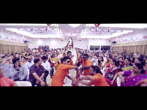 Prem & Bhavani Singapore Hindu Wedding Video Trailer