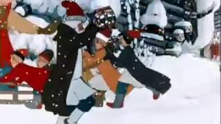 Эпизод «Прощай, Масленица!» из мультфильма «Снегурочка» 1952